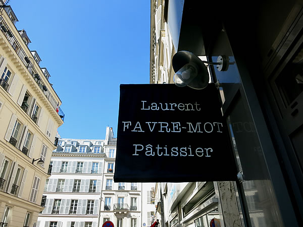 Laurent FAVRE MOT patisserie