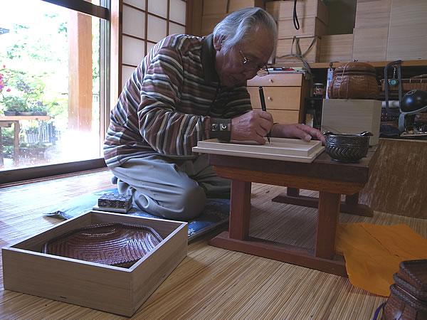 渡辺竹清先生