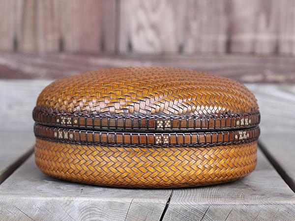 塩月寿籃作菓子器