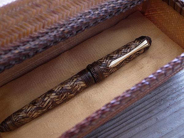虎竹ペンの究極のベット
