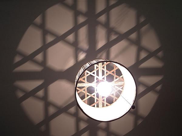 竹照明の影