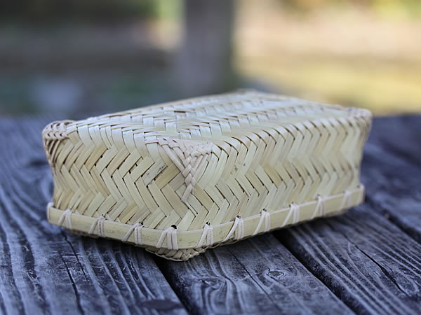白竹弁当箱