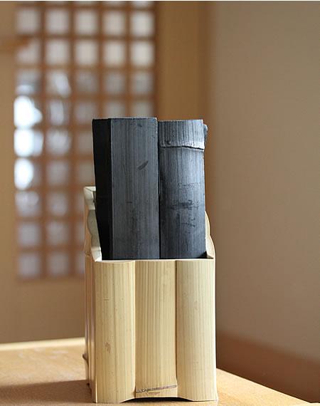 癒しの竹炭