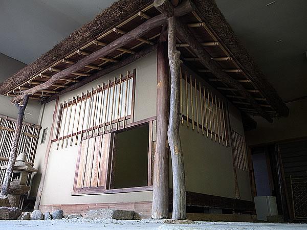 竹虎の茶室