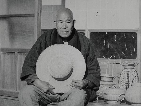 竹帽子職人