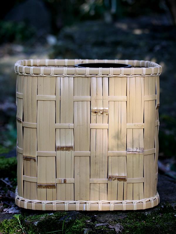 竹ヒシギ花籠