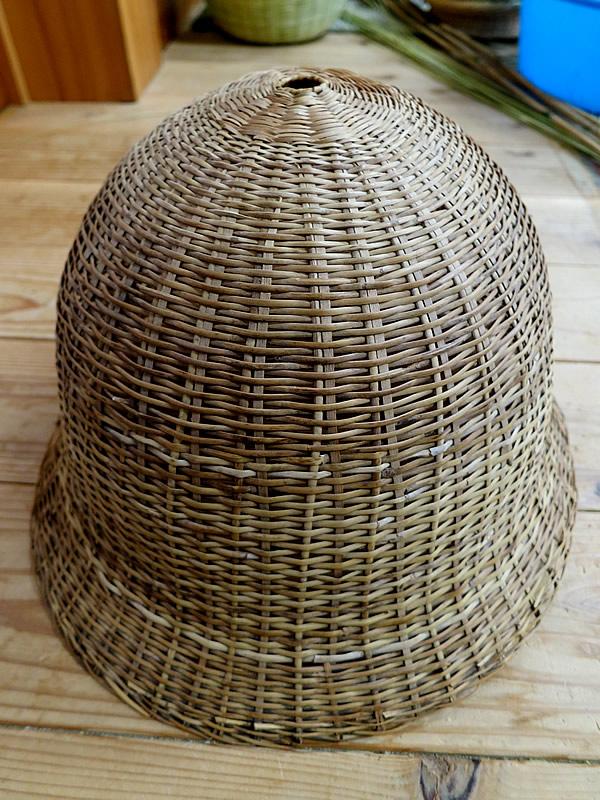 竹ヘルメット