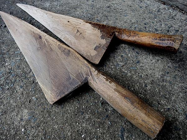 箕刀(ミガタナ)