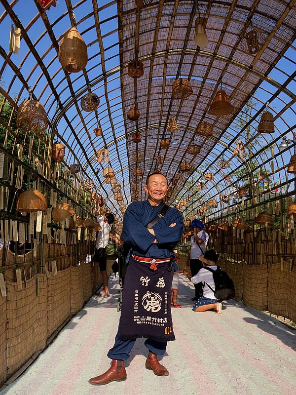 潭陽(タミャン)Damyang竹祭り