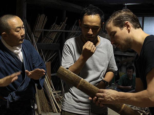 竹虎四代目(山岸義浩、YOSHIHIRO YAMAGISHI)、Stefan Diez、Wataru Kumano