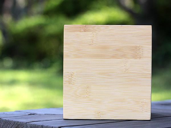くるくる竹ダストボックス