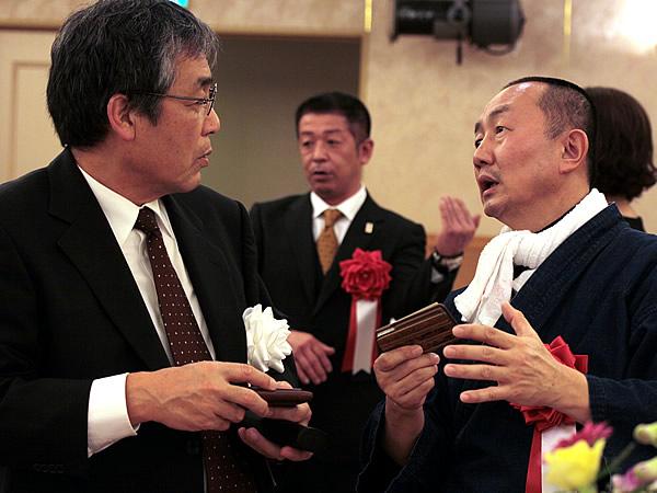 高知県産業技術功労表彰懇親会