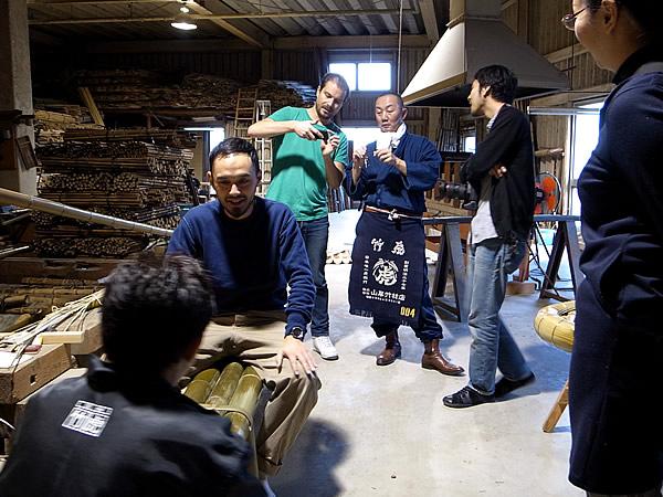 竹虎四代目(山岸義浩、YOSHIHIRO YAMAGISHI)、Stefan Diez、Wataru Kumano、大谷宗平