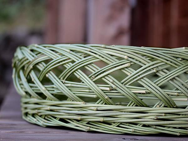 メゴ笹洗濯籠