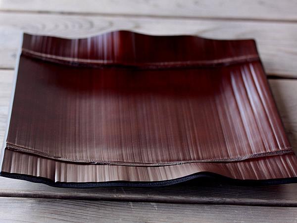 のし竹盛り皿