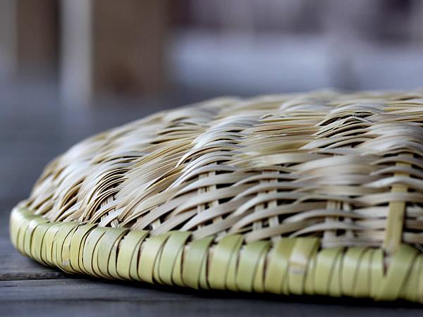 竹盛籠底部分