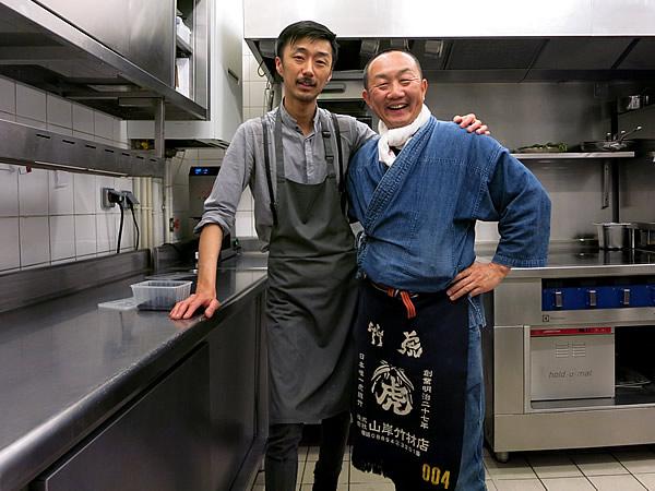 田中淳(Atsushi Tanaka)、竹虎四代目
