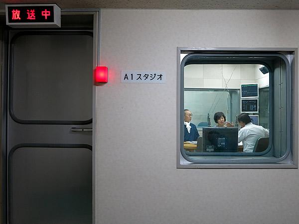 高知放送スタジオ