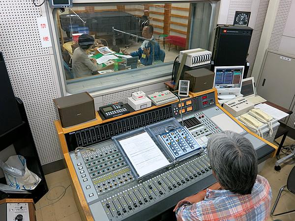 高知放送「ぐっど騎士(ナイト)RADIO」収録