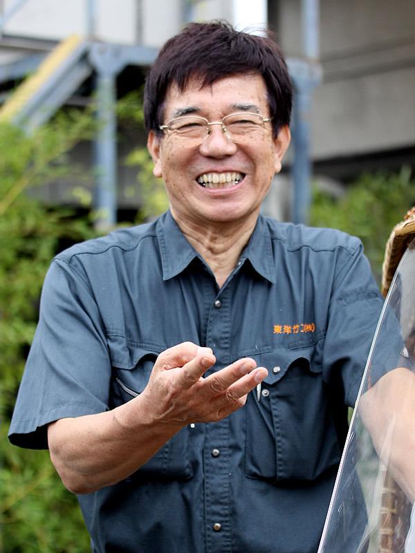 東洋竹工、大塚正洋さん