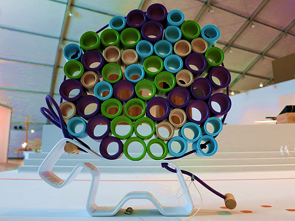 2015世界竹博覧会、竹玩具