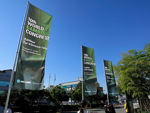 第10回世界竹会議(World Bamboo Congress)