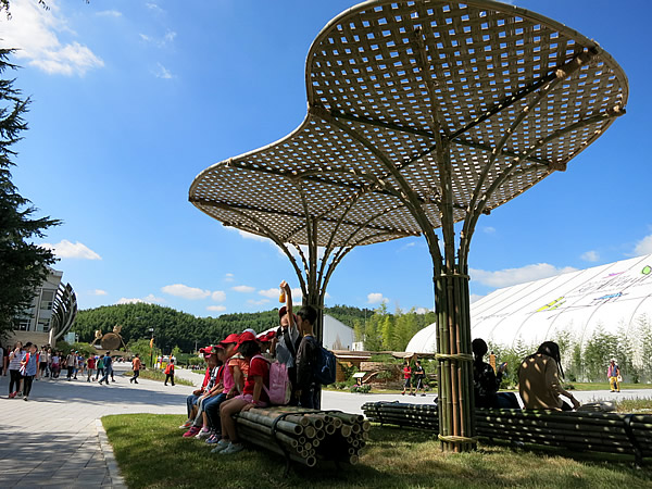 世界竹博覧会(World Bamboo Fair)
