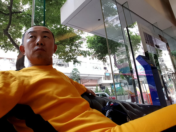タイガー・タケトラIN香港
