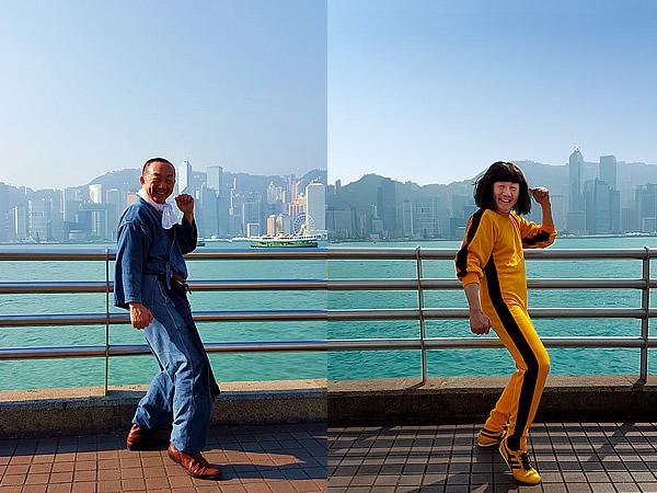 タイガー・タケトラ IN 香港