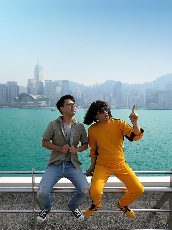 タイガー・タケトラ IN Hong Kong