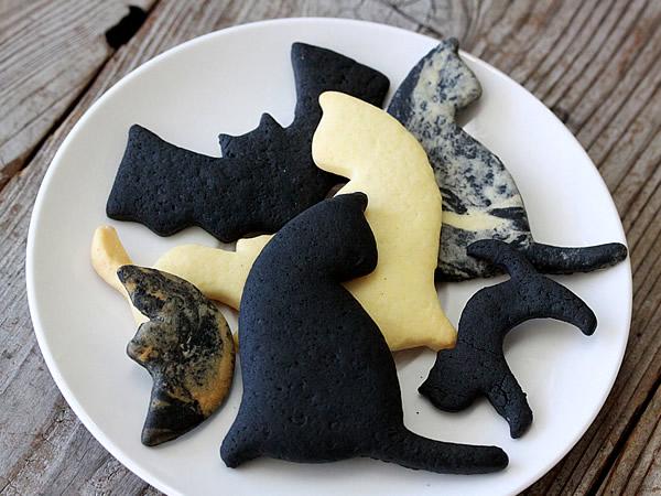 竹炭黒猫クッキー