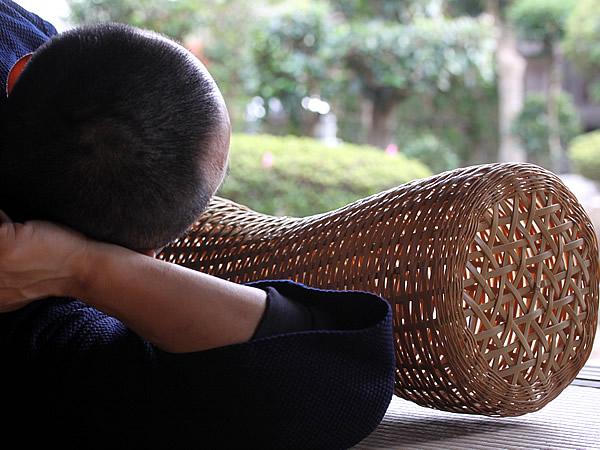 竹抱き枕(竹夫人・竹婦人)