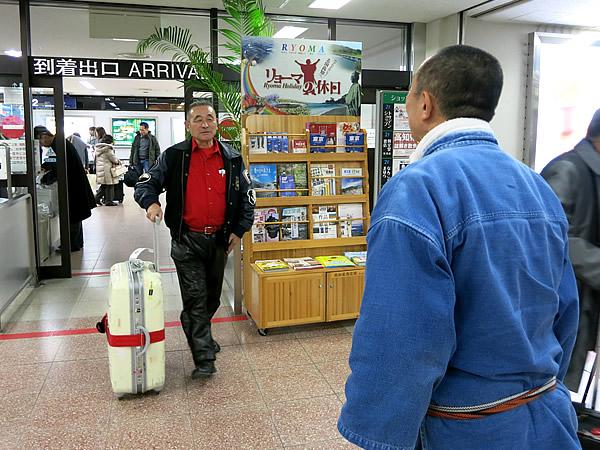 高知龍馬空港、ヒロタリアンさん