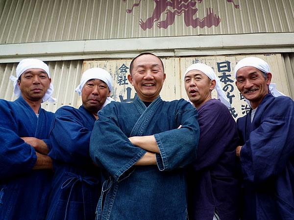 竹虎四代目(山岸義浩、YOSHIHIRO YAMAGISHI、TAKETORA)、,作務衣,さむえ,SAMUE