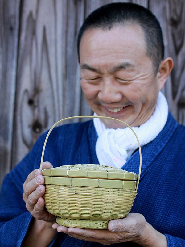 竹虎四代目(山岸義浩、YOSHIHIRO YAMAGISHI、TAKETORA)、ミニ飯籠