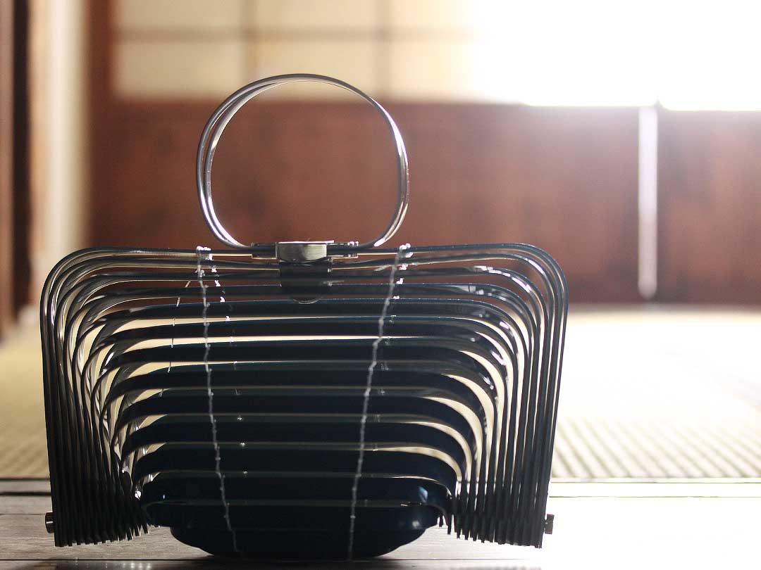 Tiger Bamboo bag