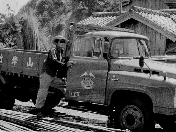 昭和30年代、竹虎本社