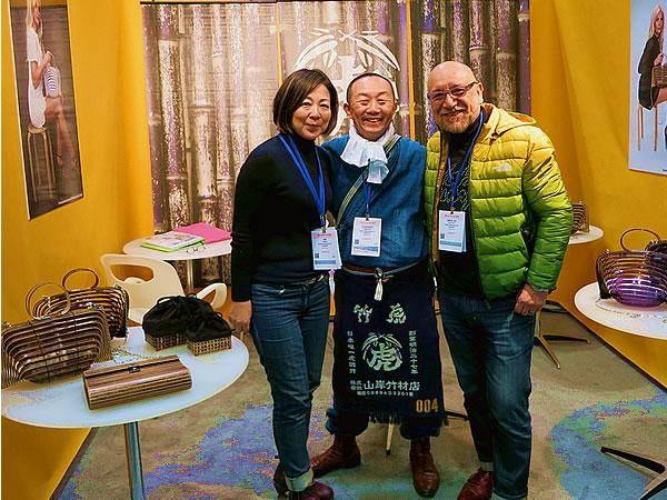 竹虎四代目(山岸義浩、YOSHIHIRO YAMAGISHI、TAKETORA)、中野和代先生