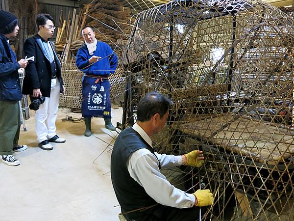 香港(Hong Kong)の雑誌「OBSCURA」虎竹(Tiger Bamboo)自動車取材