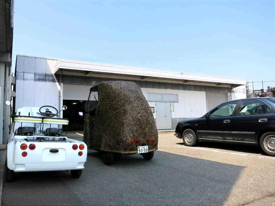 光岡自動車でLike-T3と並んだ日本唯一の虎竹自動車