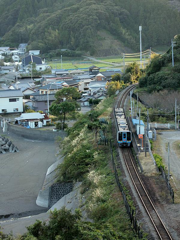 JR四国安和駅