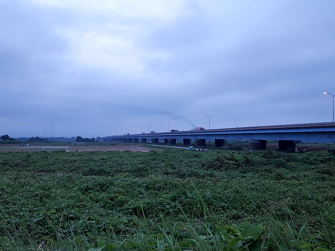 竹トラッカー、チャレンジラン横浜.jpg