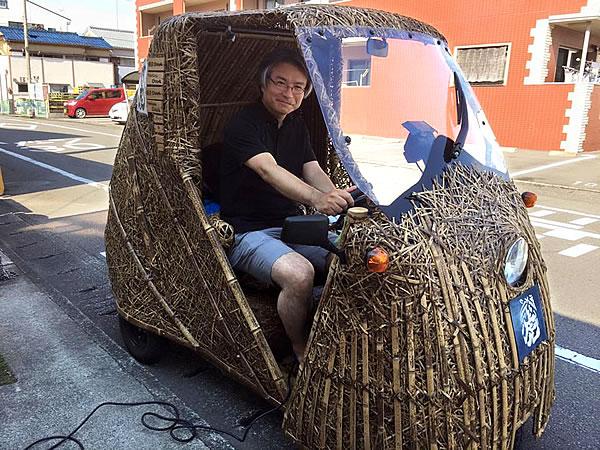 チャレンジラン横浜、竹トラッカー、虎竹自動車