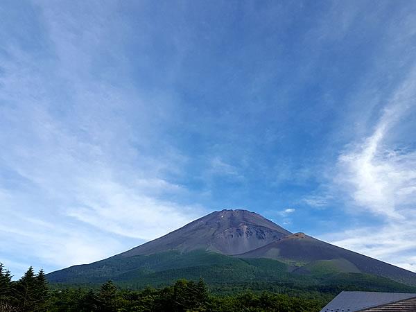 チャレンジラン横浜、富士市、富士山