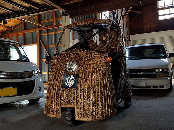 竹トラッカー、小谷商店、富士市