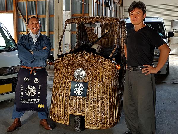 チャレンジラン横浜、小谷商店、竹虎四代目(山岸義浩、YOSHIHIRO YAMAGISHI、TAKETORA)