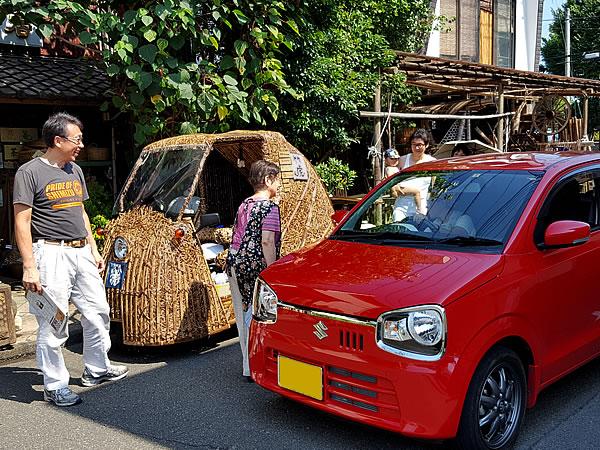 チャレンジラン横浜、竹トラッカー