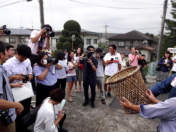 竹トラッカー(Tiger Bamboo car)チャレンジラン横浜達成