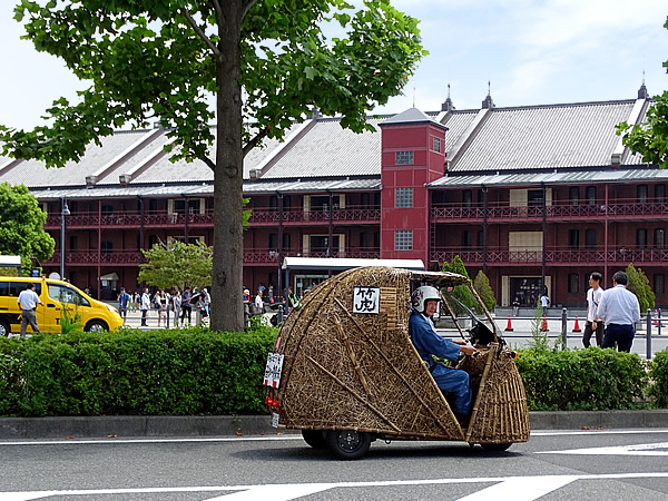 竹虎四代目(山岸義浩、YOSHIHIRO YAMAGISHI)、竹トラッカー