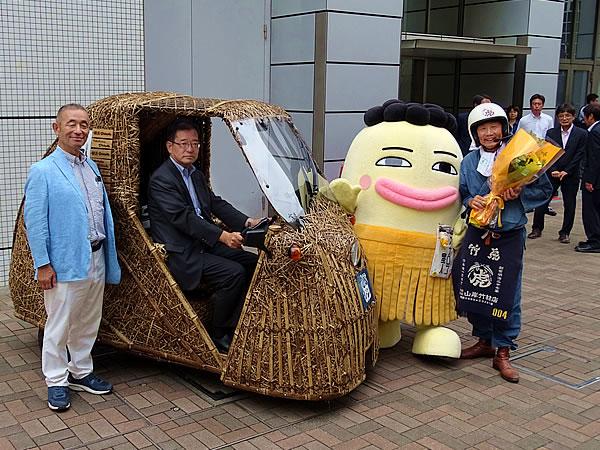 チャレンジラン横浜、神奈川新聞、並木裕之社長